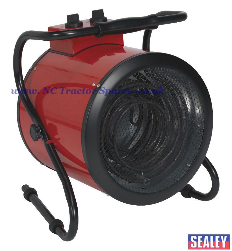Industrial Fan Heater 9kW 415V 3ph